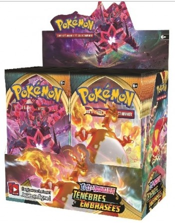 Display Carte Pokemon EB03...